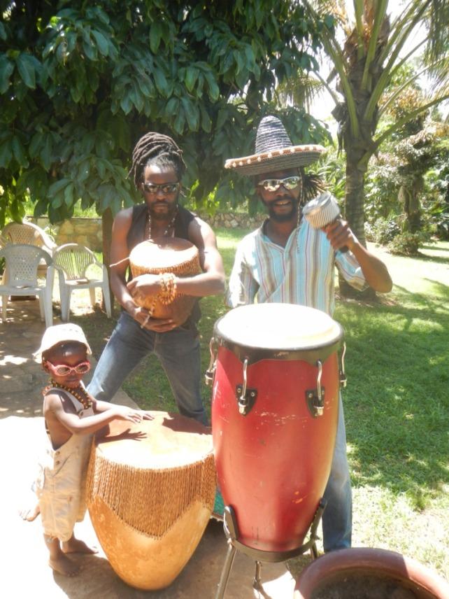 The Drumming Dream Team